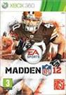 MICROSOFT MADDEN NFL 12 - XBOX 360